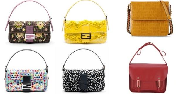 Модные модели сумок  3013