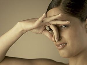 Как убрать запах пота