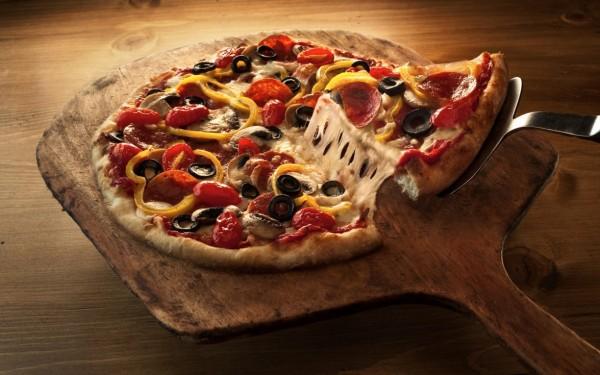 Рецепт домашней Пиццы, которая сводит с ума